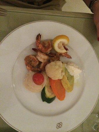 Occidental Grand Aruba All Inclusive Resort: Royal Club restaurant