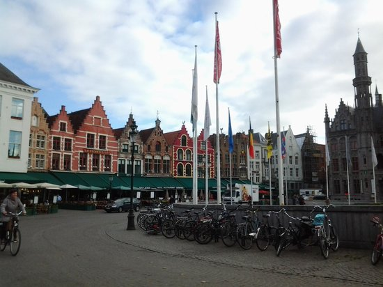 In Bruges Events - Day Tours: Markt Square