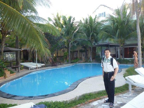 Long Beach Resort : swimming pool