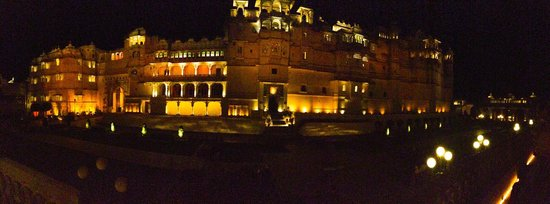 Fateh Prakash Palace: Light & Sound Show