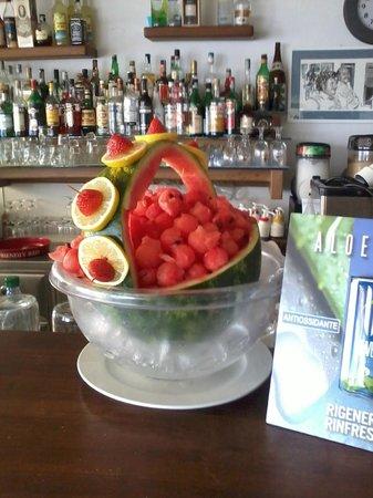 Bagni Giovanni SeaSide Restaurant : Summer Bar
