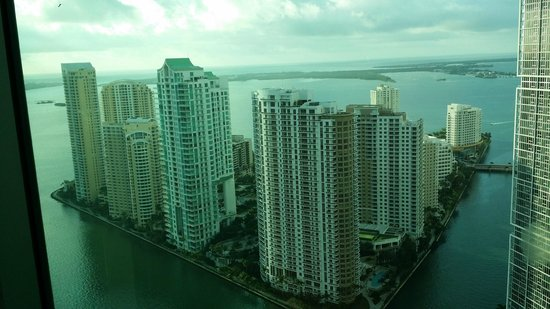 Hotel Beaux Arts Miami : A Lovely View