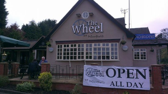 The Wheel At Worfield Restaurant Reviews Phone Number Photos