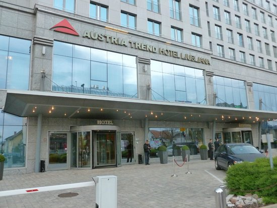 Austria Trend Hotel Ljubljana: Hôtel Austria Trend Ljubljana