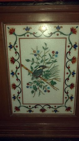 Hotel Surya Vilas Palace: Exquisite art in the hotel