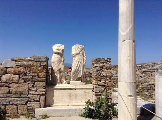 Olia Hotel: Island of Delos