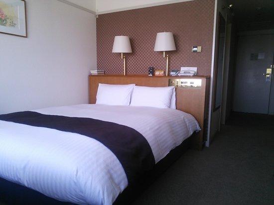 Royton Sapporo: 清潔感あふれる客室