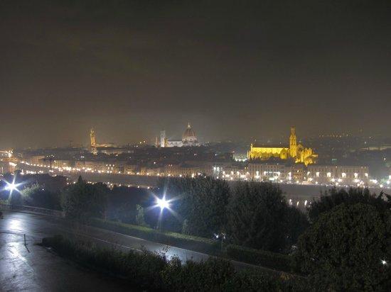 Piazzale Michelangelo: 最高の眺め