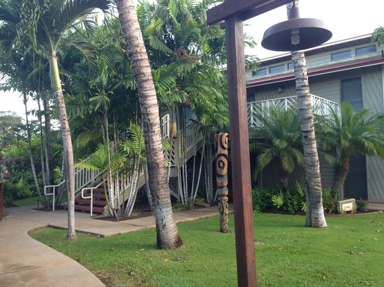 Aina Nalu: Отдельный жилой 2-х этажный корпус
