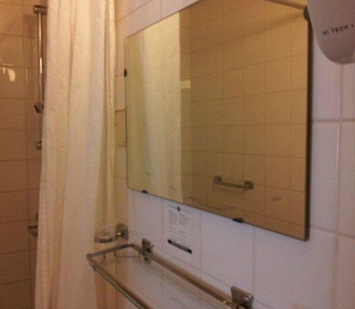 Fletcher Hotel-Restaurant De Scheperskamp: Old Stained Mirror