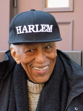 Harlem Heritage Tours: Andy, our guide