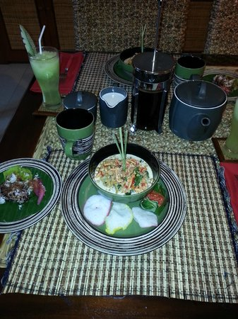 Jimbaran Bay Beach Residence: Great breakfast