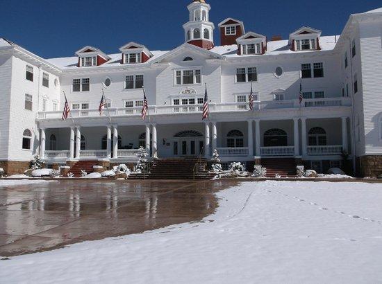 Stanley Hotel: the Stanley