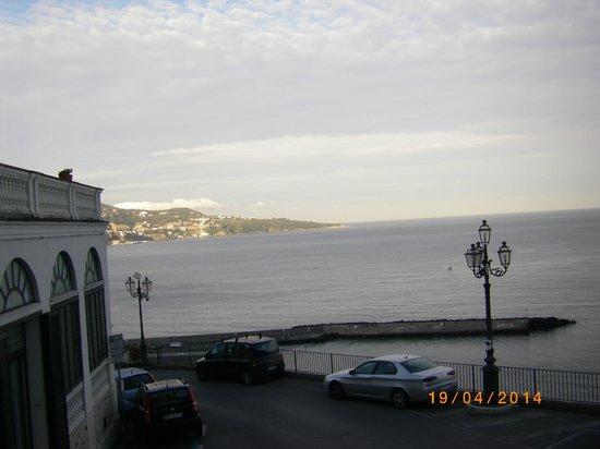 Panorama Palace Hotel: Aussicht