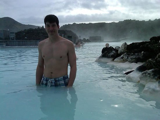 Blue Lagoon Iceland : It was awesome