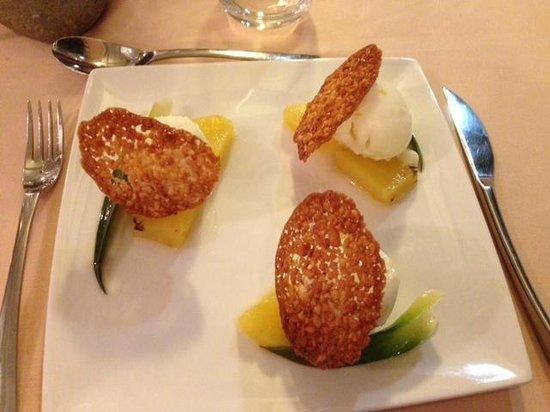 Le Rabelais Hôtel -Restaurant -SPA : Dessert