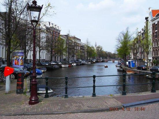 Hotel V Frederiksplein: Amsterdam Canal