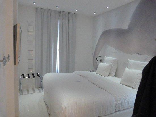 BLC Design Hotel : Bedroom