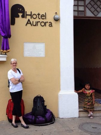 Aurora Hotel: Charming