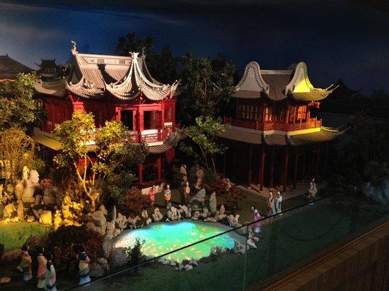 Shanghai Urban Planning Exhibition Hall: В Музее