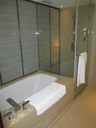 Hotel Cozzi Minsheng Taipei: バスルーム