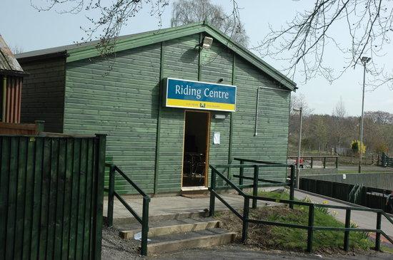 Crieff Hydro Riding Centre: Reception