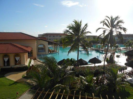 Grand Palladium Imbassai Resort & Spa: Vista do apartamento 1141