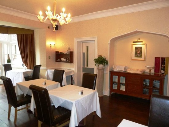 Hazel Bank Guest House: Dining area