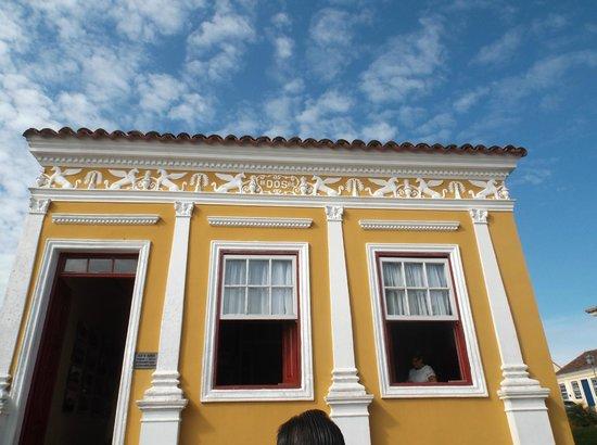 Casa da Memoria ou Casa dos Cavalinhos Museum