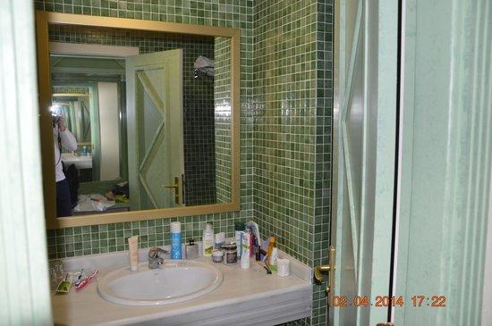 KN Matas Blancas : our bathroom