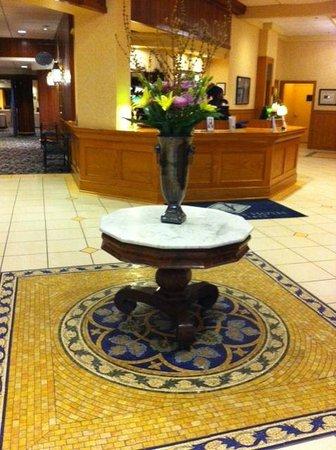 St. James Hotel Lobby