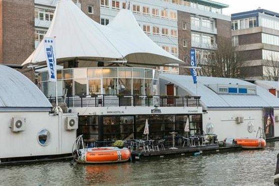 Lobby - Picture of H2OTEL Rotterdam, Rotterdam - TripAdvisor
