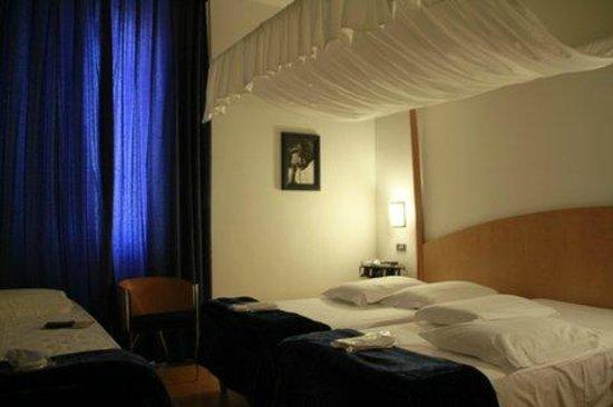 Hotel Franklin Feel The Sound : kaldığımız odanın fotoğrafları