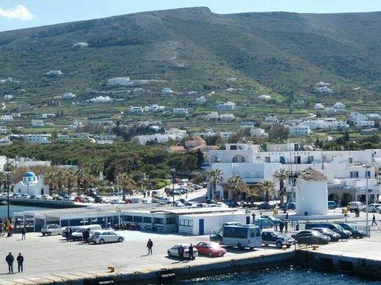 Summer Inn Parikia: Paros Port