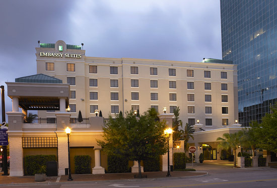Embassy Suites by Hilton Orlando Downtown: Exterior Evening