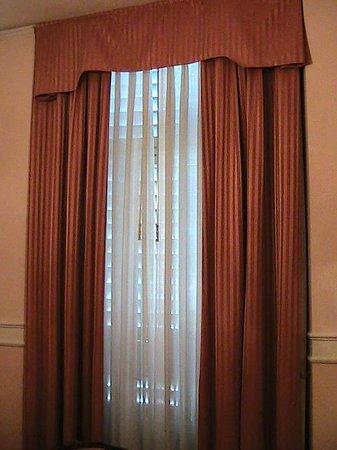 Villa Carlotta Hotel: porta finestra stanza