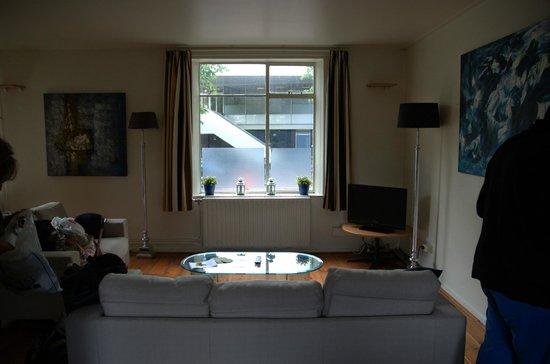 Hampshire Hotel - Groningen Centre : Living room - Ground Floor