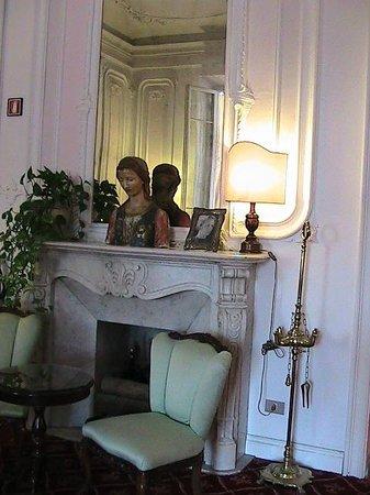 Villa Carlotta Hotel : particolare della sala bar