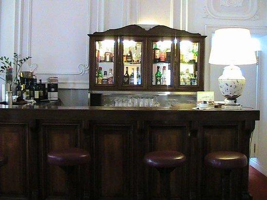 Villa Carlotta Hotel : bar