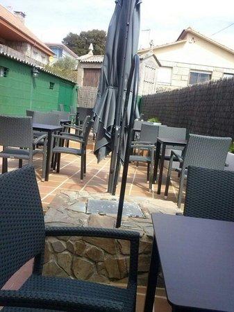 Las barricas vigo: Terraceo