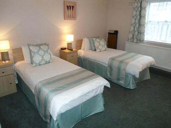 Park Hotel: Standard Twin Room