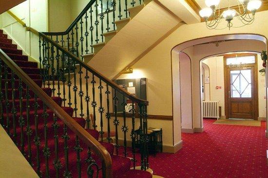 Park Hotel: Entrance