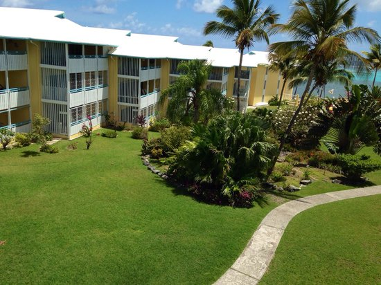 Colony Cove Beach Resort : April 2014