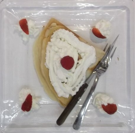 La Gourmandise Française : vrai crepe française