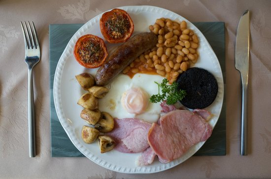 Avondale Guest House: Excellent English Breakfast!