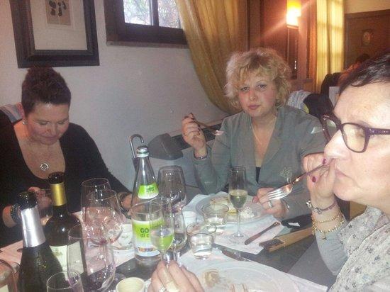 Agriturismo Borgo Fornasir: Le donne
