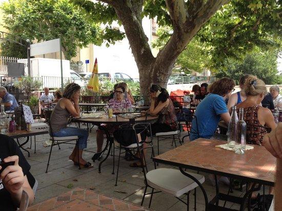 Restaurant Le Cigalon : Lunch at Le Cigalon June 2012