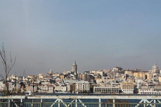 Historic Areas of Istanbul: Галатская башня