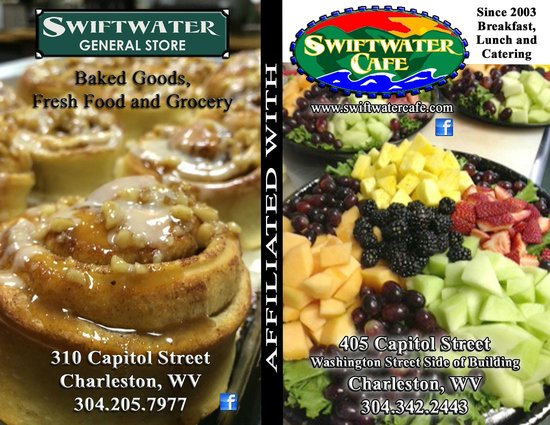 Swiftwater Cafe: Check out our sister store, Swiftwater General Store