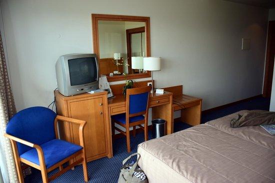 Hotel Vanguarda: unser Zimmer